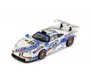 BRM Porsche 911 GT1 Team Mobil no.25 - 2nd classified 24h Le Mans 1996 ALUMINUM CHASSIS