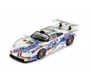 BRM Porsche 911 GT1 Team Mobil no.26 - 3rd classified 24h Le Mans 1996 ALUMINUM CHASSIS