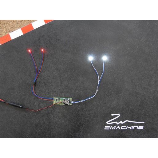 Zmachine Light Set ZM165BD32 Xenon