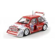 MSC Competition MSC-6025 MG Metro 6R4 Belga RAC Rally 1986 n.19