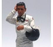 LE MANS miniatures Figurine 1/18 Jim Clark