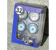 """LE MANS miniatures Jeu de roues 18"""" Mazda 787B"""