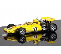 Scalextric C3698A Legends McLaren M7C - Jo Bonnier Limited Edition
