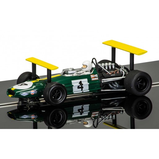 Scalextric C3702A Legends Brabham BT26A-3 – Jacky Ickx Limited Edition