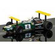 Scalextric C3702A Legends Brabham BT26A-3 – Jacky Ickx Edition Limitée