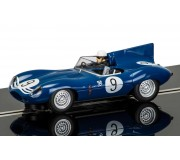 Scalextric C3730 Jaguar D-Type - Nurburgring 1000km 1957