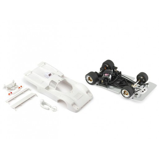 BRM Ferrari 512M White Kit