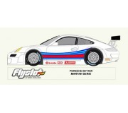 Flyslot 704105 Porsche 997 RSR Martini