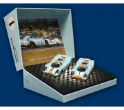 NSR SET06 Gulf-Porsche 917K - 24hrs Daytona 1971 - LIMITED EDITION