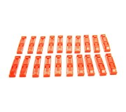 Carrera 85245 Clips de Fixation pour Rails