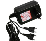 Carrera Evolution 26710 Transformateur 14,8V - 2 x 1 Amp