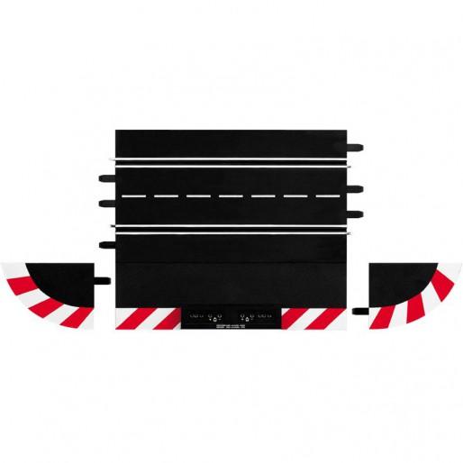 Carrera Evolution 20583 Pièce de Raccordement pour extension à plusieurs voies