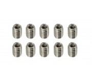 Scaleauto SC-5110 Inox allen screw M2x3mm. For hubs and gears