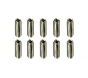 Scaleauto SC-5111 Steel allen screw M2x6mm. For hubs and gears