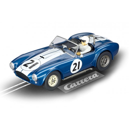 Carrera DIGITAL 132 30651 Shelby Cobra 289, No.21