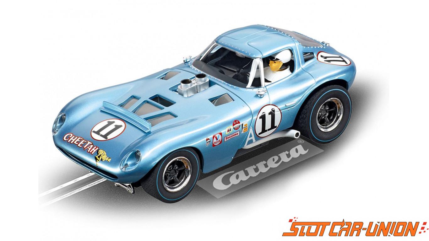 Carrera Digital 132 30649 Bill Thomas Cheetah 1964