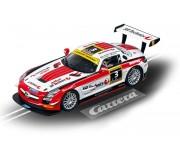Carrera DIGITAL 132 30640 Mercedes-Benz SLS AMG GT3 Black Falcon, 24h Dubai 2012 No.3