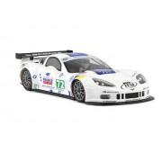 NSR 1181AW Corvette C6R Luc Alphand Aventures Le Mans Series '09 n.72 - SPA-Francochamps winners