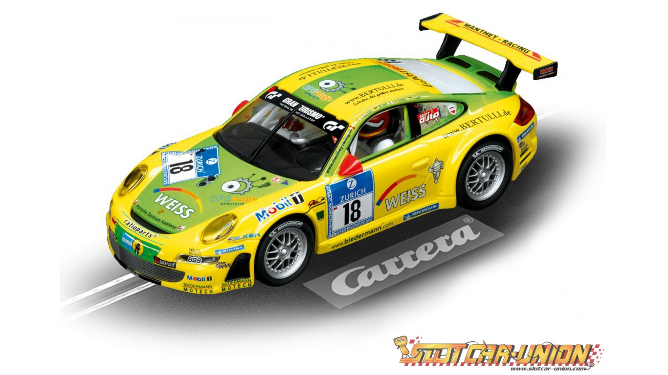 carrera digital 132 30609 porsche gt3 rsr manthey racing. Black Bedroom Furniture Sets. Home Design Ideas