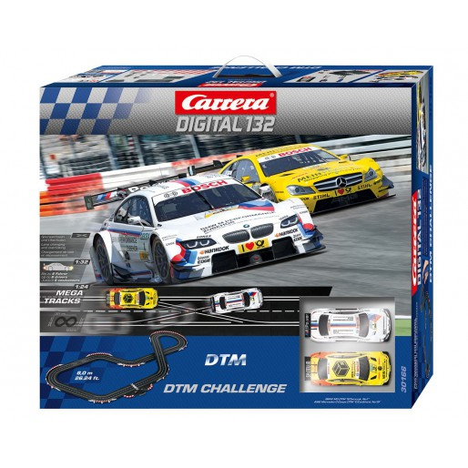 Carrera DIGITAL 132 30166 DTM Challenge Set