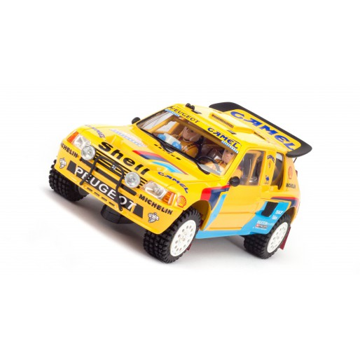 Scaleauto SC-6093 MINI All4 Racing Rally Dakar 2012 n.305