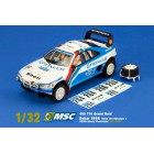MSC Competition MSC-7404 Peugeot 405 T16 Grand Raid Dakar 1988 n.204 & n.206