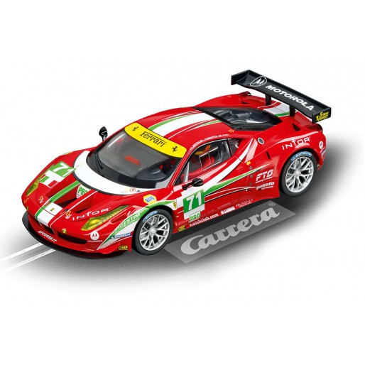 Carrera Evolution 27426 Ferrari 458 Italia GT2 2012, AF Corse No.71