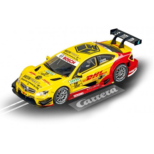 Carrera Evolution 27441 AMG-Mercedes C-Coupe DTM, D.Coulthard No.19