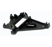 NSR 1257 EVO MEDIUM Black Triangular Anglewinder Motor Support