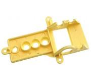 NSR 1245 Narrowed Sidewinder EXTRALIGHT Yellow Shot can motor mount