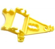 NSR 1255 EXTRALIGHT Yellow Triangular Anglewinder Motor Support