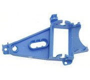 NSR 1256 SOFT Blue Triangular Anglewinder Motor Support