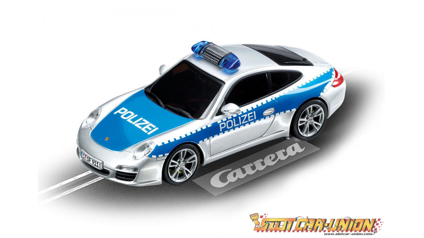 carrera digital 132 30467 porsche 911 polizei slot car. Black Bedroom Furniture Sets. Home Design Ideas
