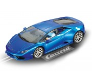 Carrera Evolution 27514 Lamborghini Huracán LP 610-4 (bleu)