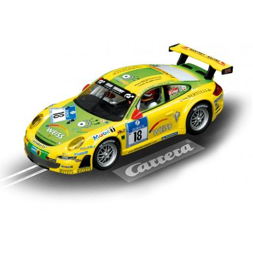 Carrera Evolution 27401 Porsche GT3 RSR Manthey Racing, 24h Nürburgring 2011 No.18