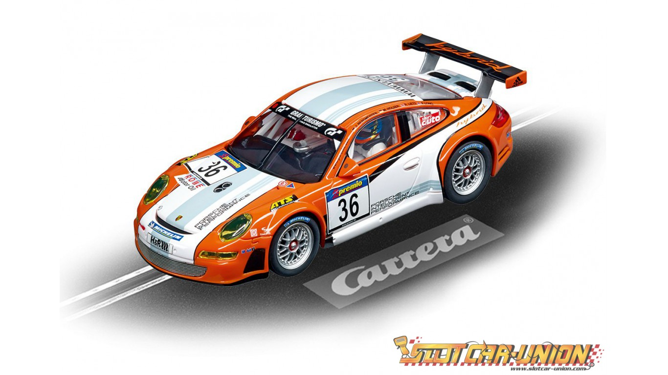 carrera digital 132 30714 porsche gt3 rsr hybrid. Black Bedroom Furniture Sets. Home Design Ideas