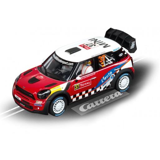 Carrera Evolution 27405 Mini Cooper Countryman WRC Daniel Sordo, No.37