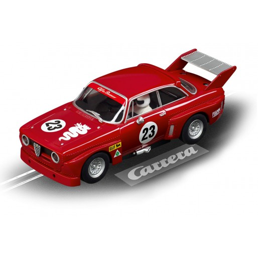 Carrera Evolution 27415 Alfa Romeo GTA Silhouette, Race 1