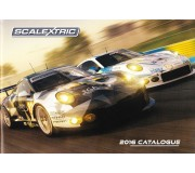 Scalextric 2016 Catalogue