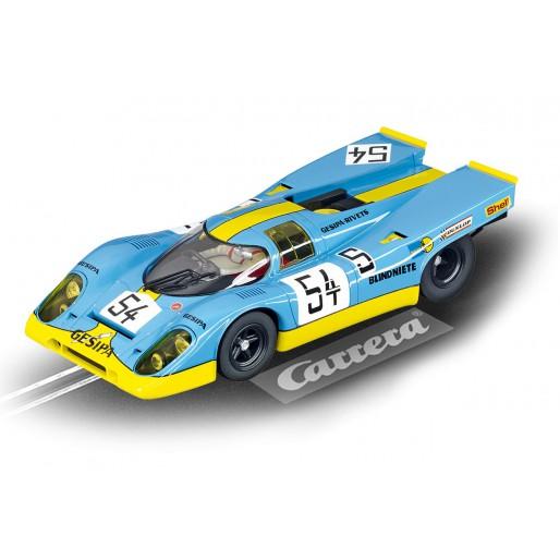 Carrera DIGITAL 124 23780 Porsche 917K Gesipa Racing Team, 1000km Nürburgring 1970 No.54