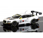 Scalextric C3714 Bentley Continental GT3 - Blancpain Series 2015
