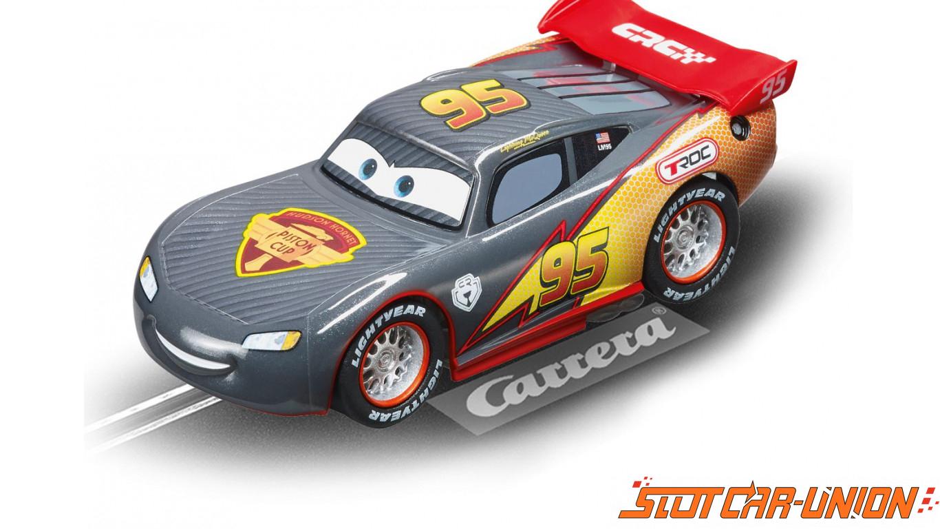 carrera go 64050 disney pixar cars carbon lightning. Black Bedroom Furniture Sets. Home Design Ideas