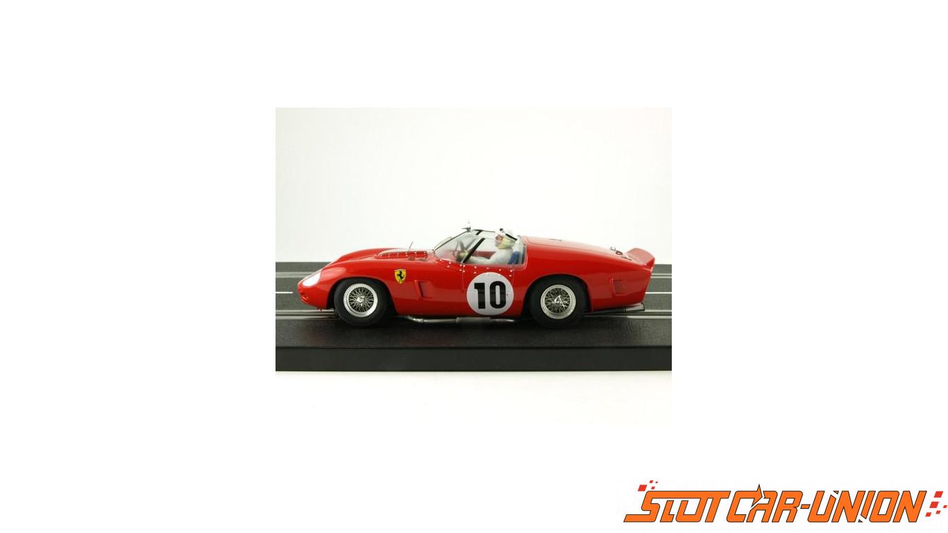 Le Mans Miniatures Ferrari 250 Tr61 N10 Winner Le Mans 1961 Slot