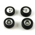 LE MANS miniatures Jeu de roues type TR61