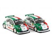 NSR 0015SW Abarth 500 white Trofeo Abarth Italia n.55