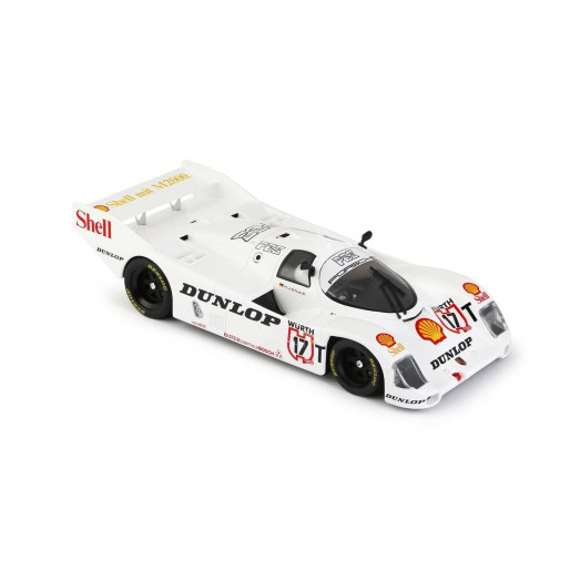 BRM Porsche 962C Dunlop White n.17 - Team Porsche AG - TEST CAR