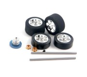 NSR 9218 Front+Rear Kit with Tires on 5007/5008 wheels for Fly Truck