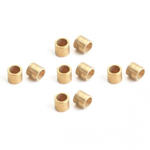 """NSR 4815 3/32 Axle Spacers .080""""/2.00mm x10"""