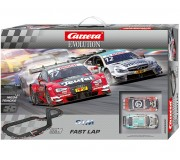 Carrera Evolution 25220 Coffret DTM Fast Lap