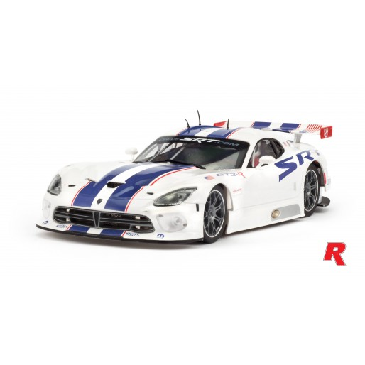 Scaleauto SC-6038R Dodge Viper SRT GTS-R Presentation Official Racing Team -R- Anglewinder
